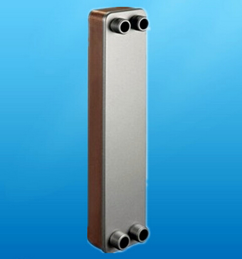 Stainless steel plate heat exchanger FHC052-24-3.0-HQ 24 tablets b3 026b 26d copper brazed stainless steel big hole type plate heat exchanger for heating equipment and water chiller 7kw r22