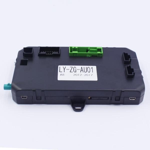 PKE Keyless Entry Car Engine Ignition Starter One Push Button Start System for Audi A5/S5 Sportback