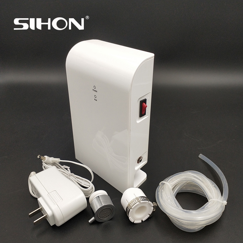 Sihon Home Water Ozonator Machine Washing Fruit Vegetable Cloth and Pet to Kill Germs,Remove Odor and Mold,Degrading PesticideSihon Home Water Ozonator Machine Washing Fruit Vegetable Cloth and Pet to Kill Germs,Remove Odor and Mold,Degrading Pesticide