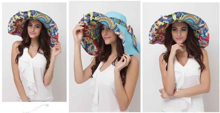 summer hat for women beach hat for women (6)