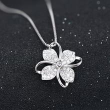 Utimtree 2019 New Four Leaf Clover Choker Necklace Jewelry F