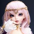 Fairyland minifee chloe oueneifs 1/4 bjd sd modelo bonecas reborn meninas boys toys loja de maquiagem olhos de alta qualidade resina