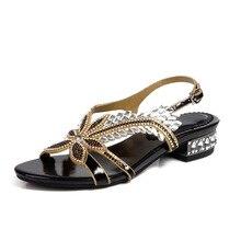 Rhinestone High Heels Sandals Gold Peep Toe Stiletto Slippers Discount Womens Shoes Size 11 Casual Footwear For Ladies Online коллинз м через золотые врата