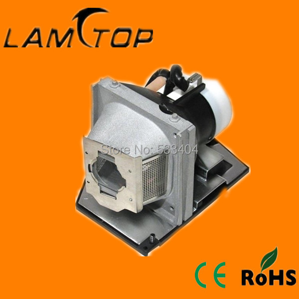 FREE SHIPPING   LAMTOP projector lamp with housing EC.J3001.001   for  PD527D projector color wheel for optoma hd80 free shipping