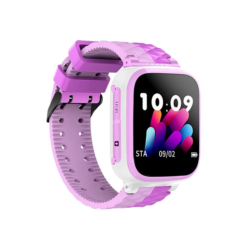Image 5 - Smart Watch Y35 Children's Sim Card Color Touch Positioning One   Touch SOS Anti   Lost Waterproof For IOS Android For Kid-in Smart Watches from Consumer Electronics