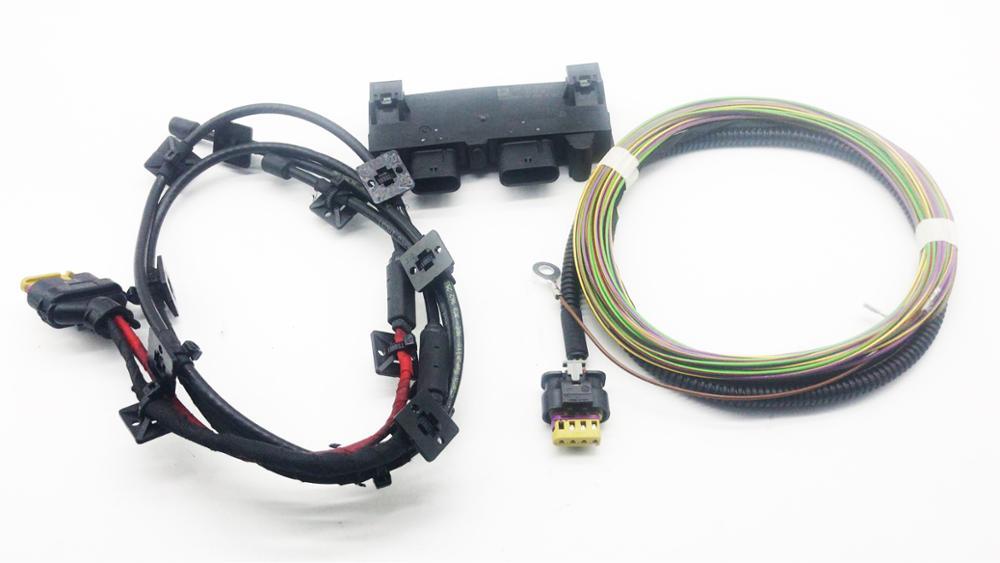 OEM Trunk Auto Easy Open Module Control Unit for V W Passat B7 CC B6 3AA