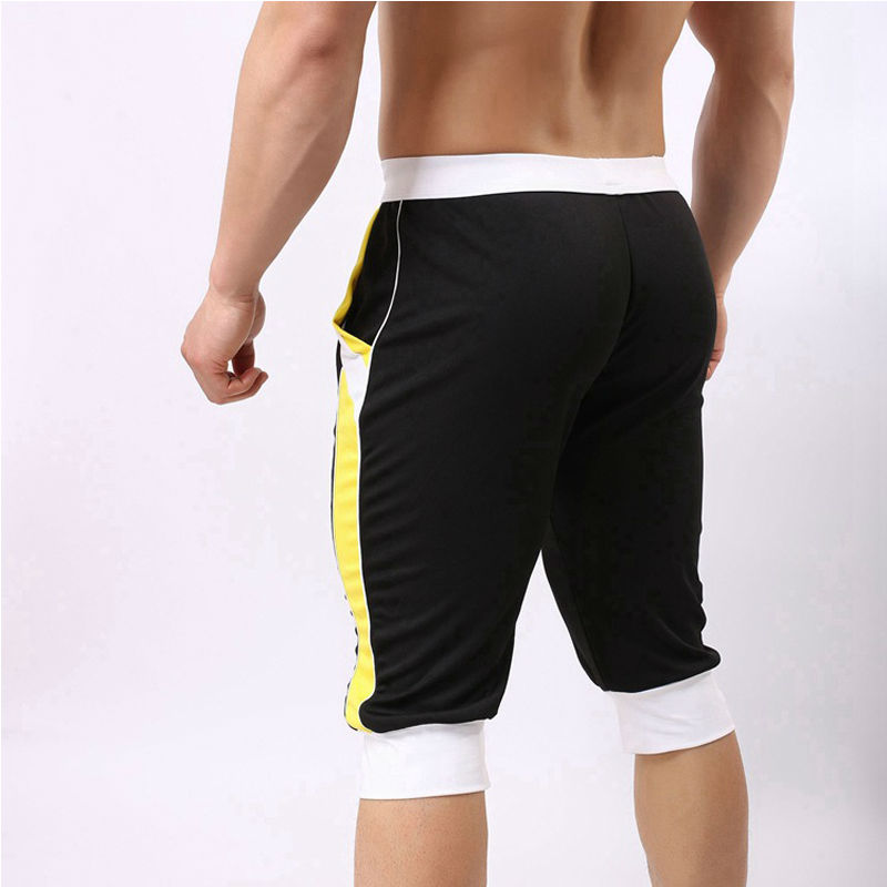 Popular White Capris Men-Buy Cheap White Capris Men lots from ...