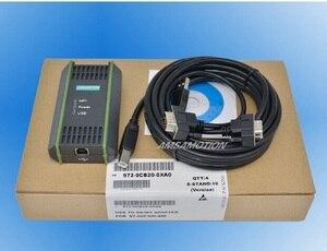 6ES7972-0CB20-0XA0 USB/MPI PC адаптер USB кабель для Siemen S7-200/300/400 PLC MPI/DP/кабель программирования ppi