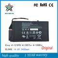 14.8 V Bateria de Laptop Novo Original para HP Envy TouchSmart 4 akku HSTNN-UB3R EL04XL 681879-541