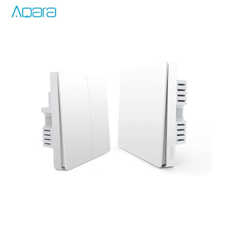 Neue Ankunft Xiaomi Aqara Intelligente Lichtschalter ZigBee Version ...