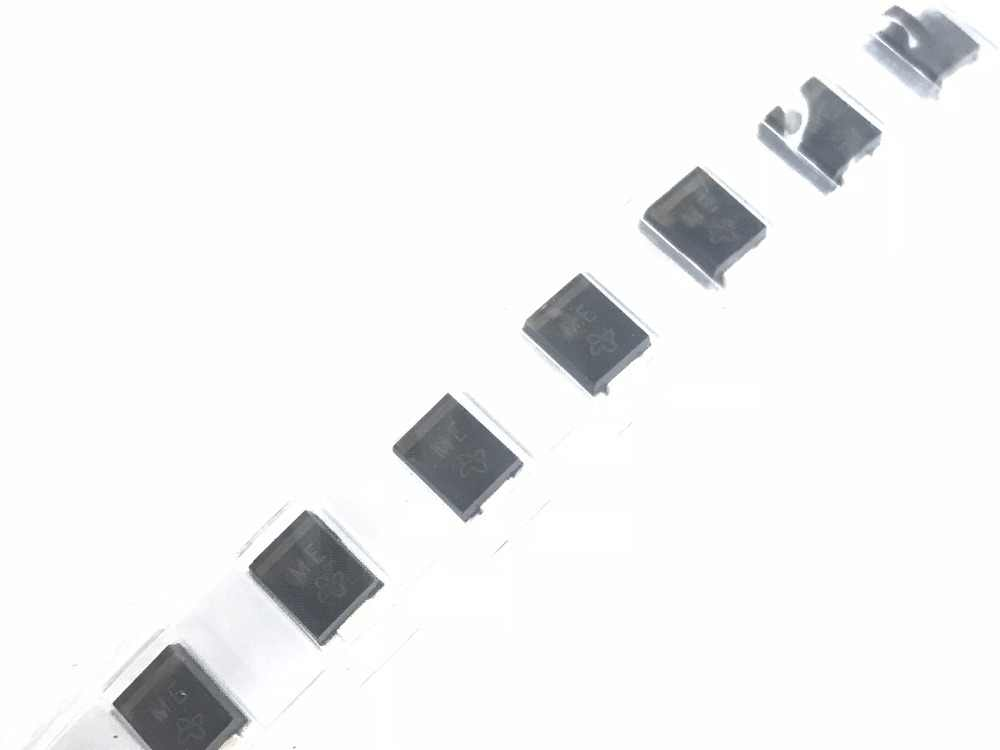 Diode  10pcs/lot SMBJ5.0 Patch SMB Schottky printing MCC ME or MF Bidirectional TVS transient suppressor 600W 5V Good quality