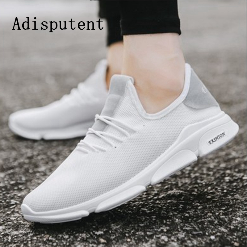 Adisputent New Men Vulcanize Shoes Casual Comfort Men Sneakers Wear-resisting Non-slip Male Footwears Plus Size tenis masculino(China)
