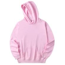 sweatshirt blanket wholesale hooded men's jacket men fleece hooded solid