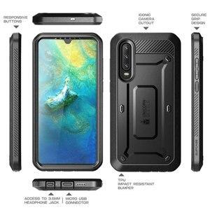 Image 3 - Funda para Huawei P30 de 6,1 pulgadas (2019), carcasa resistente UB Pro de cuerpo completo con Protector de pantalla incorporado y funda