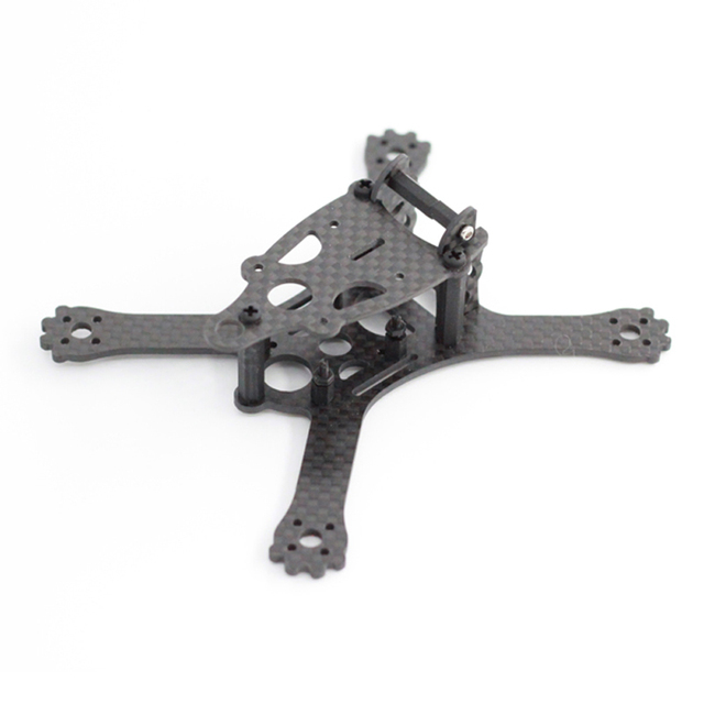 A Max Baby Cat 114mm Wheelbase Carbon Fiber X Type Frame Kit support ...