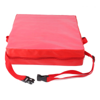 Best Children Artificial leather Laptop Lunch Children 's throwing Chair cushions Chair red