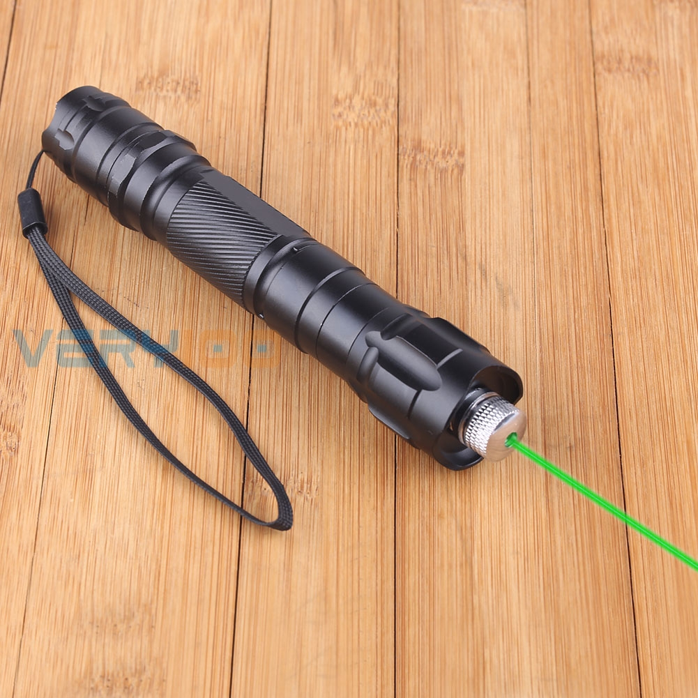 VERY100 Powerful Green Laser Pointer Pen Beam Light 5mW Lazer High Power 532nm true green laser pen 5mw