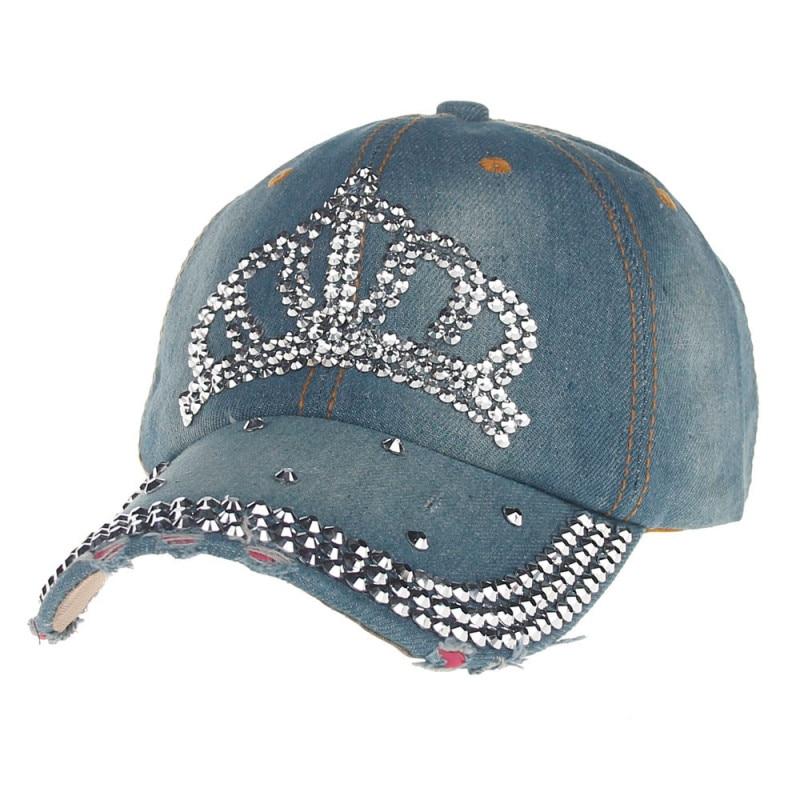 869b642b8ec Buy rhinestone baseball hat and get free shipping on AliExpress.com