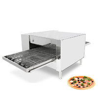 BEIJAMEI Commercial conveyor Electric Pizza Oven/electric pizza Making Machine Pizza maker for Bakery equipment
