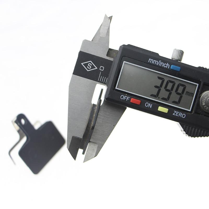 Дискови спирачни накладки за Shimano B01S - Колоездене - Снимка 5