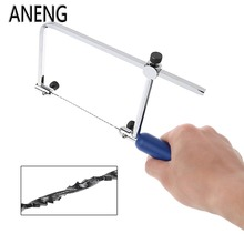 ANENG Adjustable ABS 400 500 Saw Frame Bow For Woodworking Jewelry Hand Tool DIY