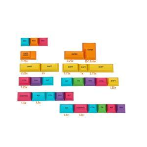 Image 3 - DSA Profiel PBT CMYK RGB Modifiers 30 Toetsen Dye Sub Blank Keycaps Voor Cherry MX Mechanische Toetsenbord