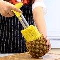 Piña Segmentaciones de Acero inoxidable Pelador de Piña para Accesorios de Cocina Cuchillo de la Fruta Herramientas de la Cocina y la Cocina de La Venta Caliente