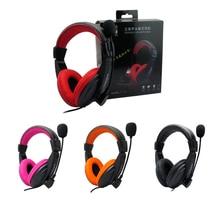 Fashion Good Quality Gaming Game Stereo Headphones Headset E