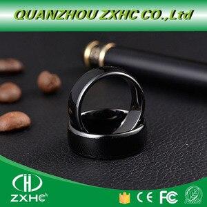 Image 5 - 125KHZ or 13.56MHZ RFID Ceramics Smart Finger B Ring Wear for Men or Women