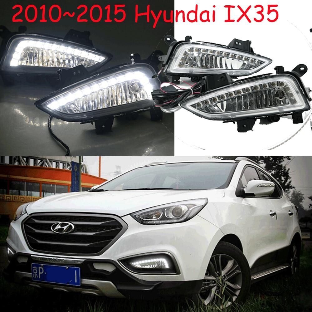 LED 2010 2015 IX35 daytime Light IX35 fog light IX35 headlight accent Elantra i10 i20 IX35
