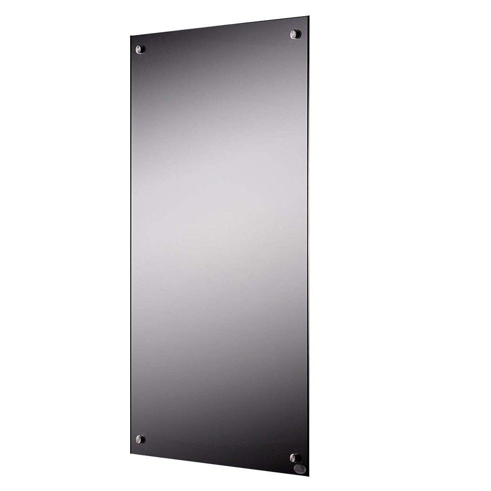 450W Mirror Infrared Heating Panel Electric Far Heater Energy Saving Wall Mount