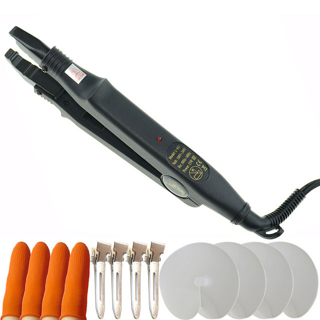 Hair Extension Ironing Set