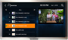 TyinGo Panel IPTV UK IPTV 5000+Channels 8000+VOD 450+series French English For m3u Android Stalker Smarttv PT SP TR(China)