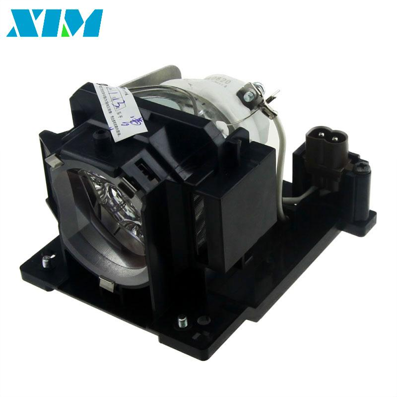 Brand New DT01091 Projector Bare Lamp With Housing For Hitachi CP-AW100N, CP-D10,CP-DW10N,ED-AW110N, ED-D10N, ED-D11N Projectors dt00591 sp lamp 015 projector lamp with housing for hitachi cp x1200 lp840 pj1165 brand new tv projectors