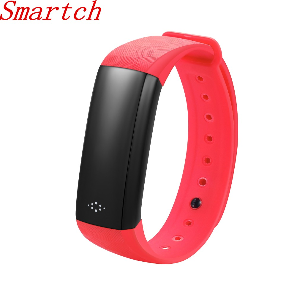 Smartch Sport M2S Smart Band Bracelet Heart Rate Blood Pressure Oxygen Monitor Smartband Wristband Activity Fitness