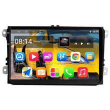 Car Video Player 9-inch Capacitive Touch Screen Android 5.1 Built-in WIFI Bluetooth GPS Navigation Car Multimedia Player android 6 0 1 quad core 9 inch gps wifi car multimedia player 800 x 480 hd capacitive touch screen 1g 16g for vw