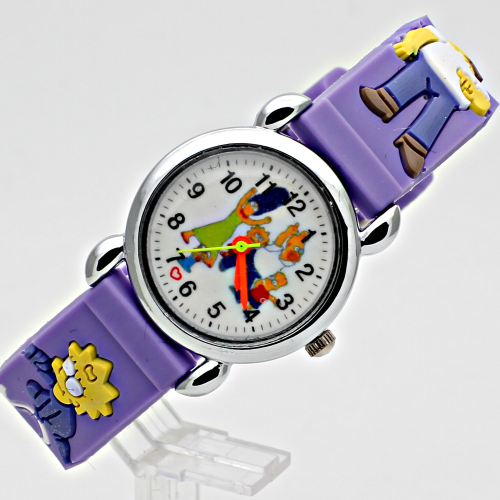 2018 Ny Silikone Candy Jelly Color Student Watch Piger Ur Fashion ure - Børneure - Foto 1