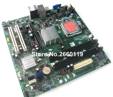 100% Working Desktop Motherboard For Dell 545 DG33M03 G33M05 System Board fully tested