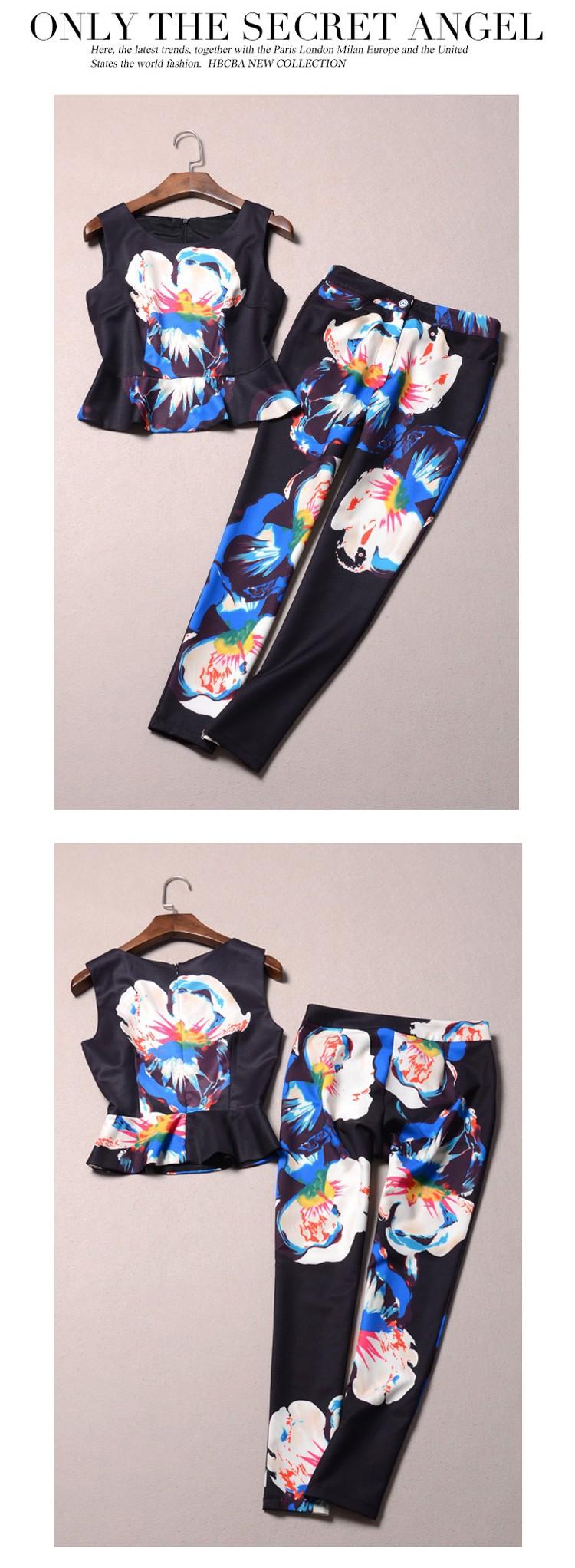 Cool Women Summer pant suits (22)