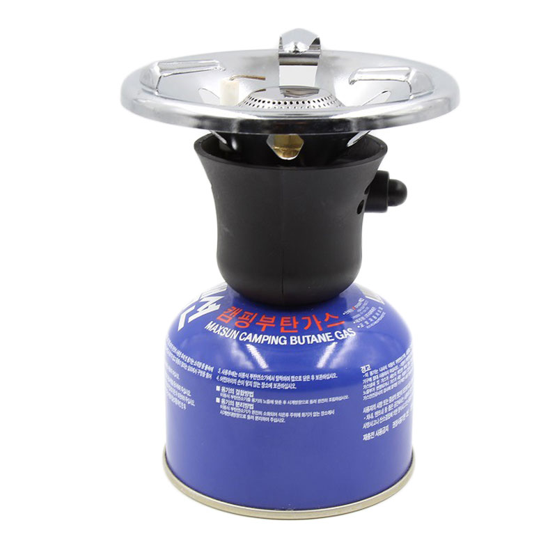 Portable Outdoor Folding Gas Stove Camping Hiking Cooking Split Burner 4000W