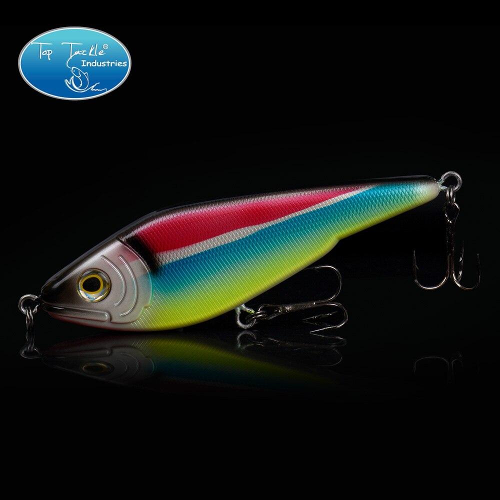 Special offer Motion Buster Jerk bait Lifelike Fishing Lure 150MM/74G
