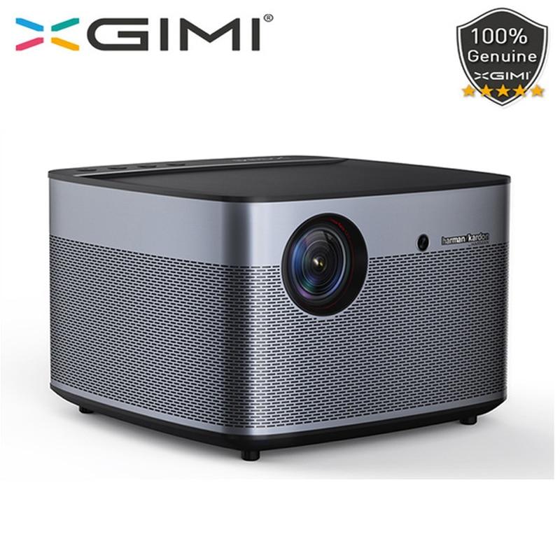 Globale versione xgimi h2 Proiettore DLP 1080 p Full HD 3D 4 k Video Proiettore Android tv Bluetooth Wifi di Casa teatro