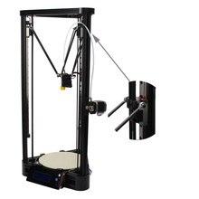 Anycubic Delta Kossel 3D Impresora de Gran tamaño versión de Guía Lineal Impresora 3D DIY Kit de impresora 3d Con 2.0G SDCard 1 KG filamento