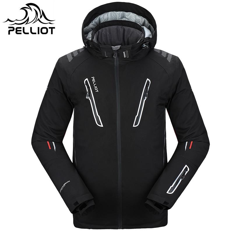 France Percy et nouveau hommes ski veste en plein air respirable professionnel extérieur weatherization étrange et même snowboard hommes manteau