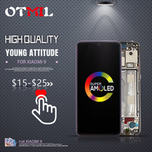 Original 6.39 For Xiaomi Mi 9 LCD Display Touch Screen Digitizer Mi9 SE #1