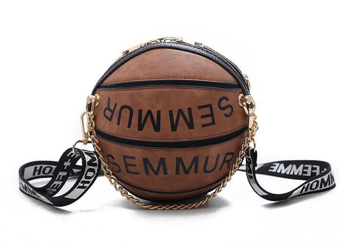 Engagement & Wedding Devoted Joyloading 3d Basketball Design Fashion Girls Crossbody Bag Women Creative Handbag Special Summer Sale