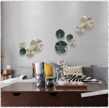 La De Lotes Forjado Pared Arte Compra Decorativas Hierro ONnPvmy80w