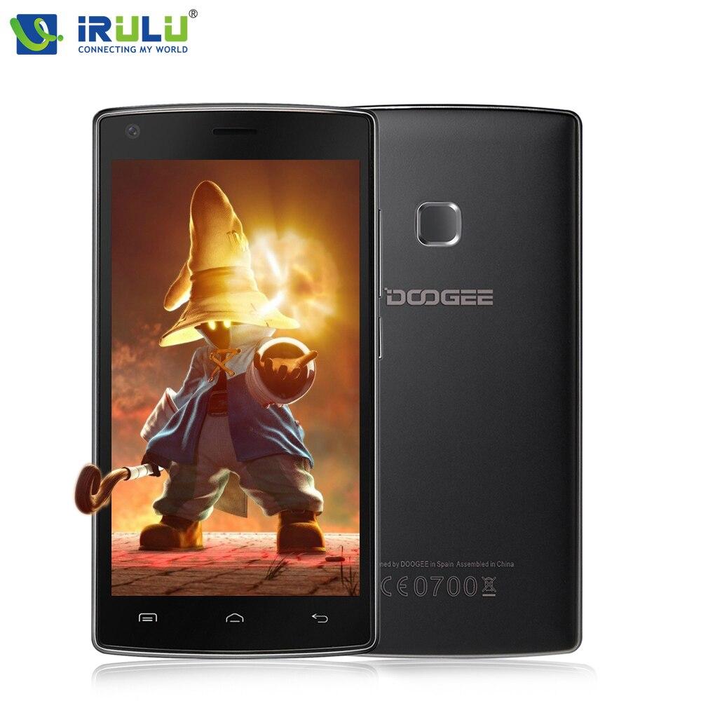 iRULU Doogee X5 MAX PRO 4G 5 0 inch Smartphone MTK6737 4000 mAh Android 6 0
