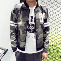 New 2016 fashion military style camouflage jacket men casual thin bomber jacket veste homme men's clothing plus size m-5xl /JK31