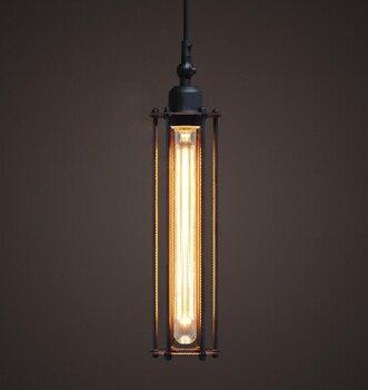 Free shipping 5061S  American style Edison vintage tube ceiling lamp/ Pendant lighting